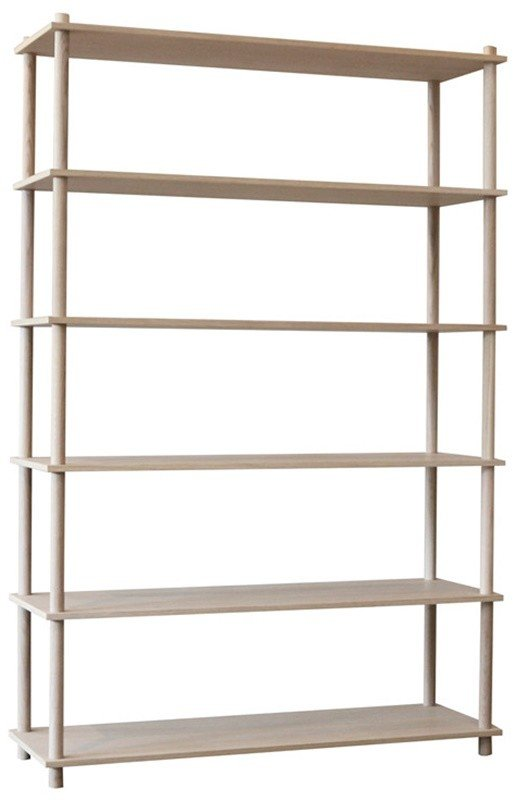 Elevate Shelving System 6 by C. Akersveen and C. Konings for WOUD