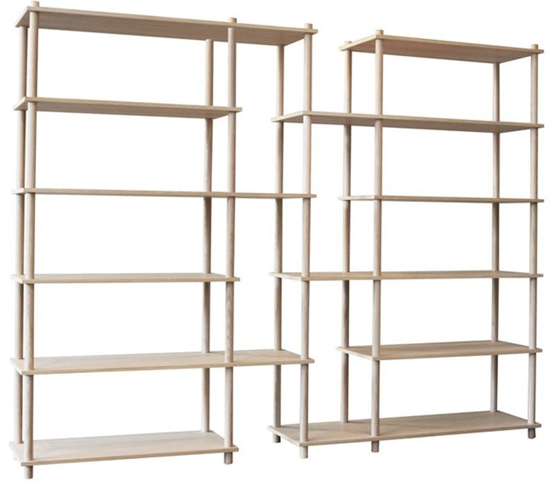 Elevate Shelving System 12 by C. Akersveen and C. Konings for WOUD