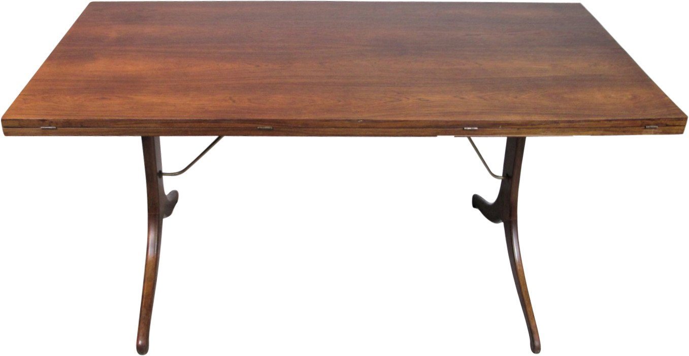 Extendable Table, Sweden, 1950s