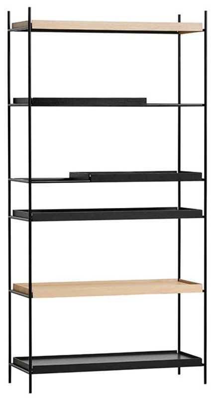 Tray Shelf, High by H. Willmann for WOUD