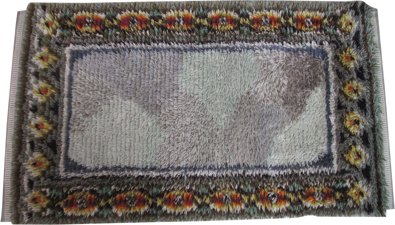 Carpet 78x135, Sweden, 1960s