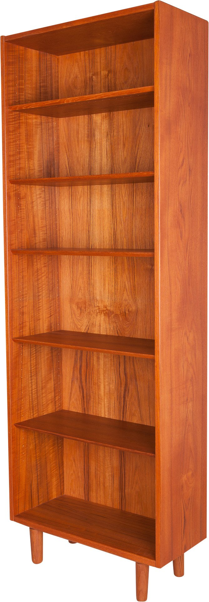 Bookcase by P. Hundevad for Hundevad&Co., Denmark, 1970s