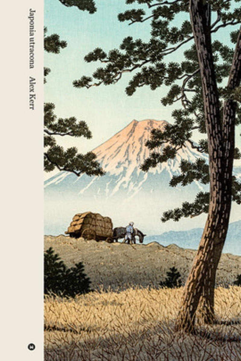 Book Lost Japan: Last Glimpse of Beautiful Japan by A. Kerr for Karakter, Poland