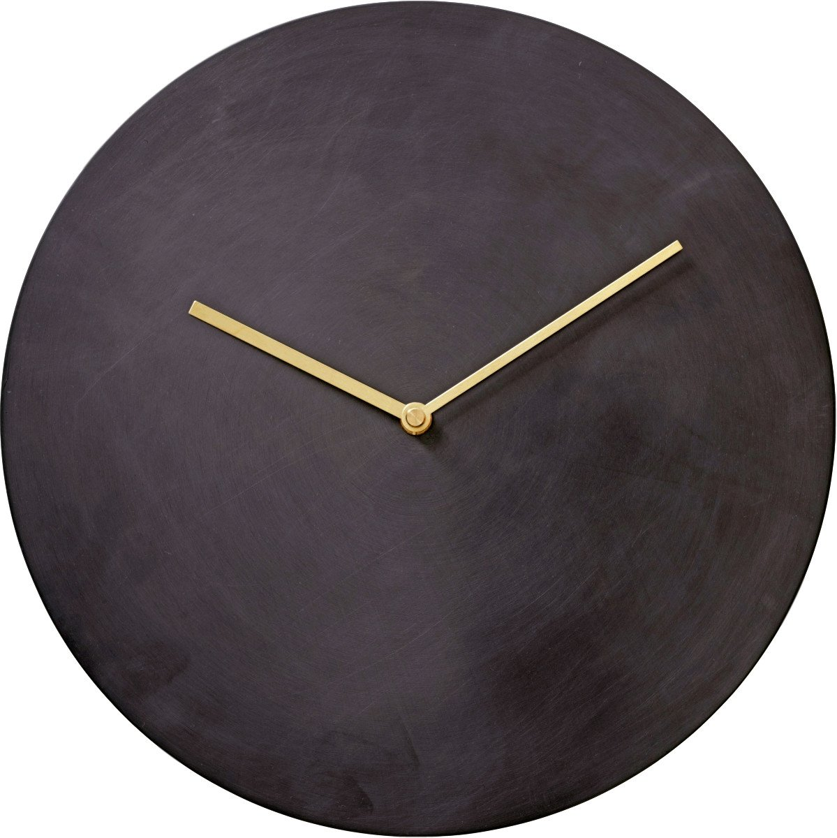 Norm Wall Clock Bronzed Brass by Norm Architects, Menu