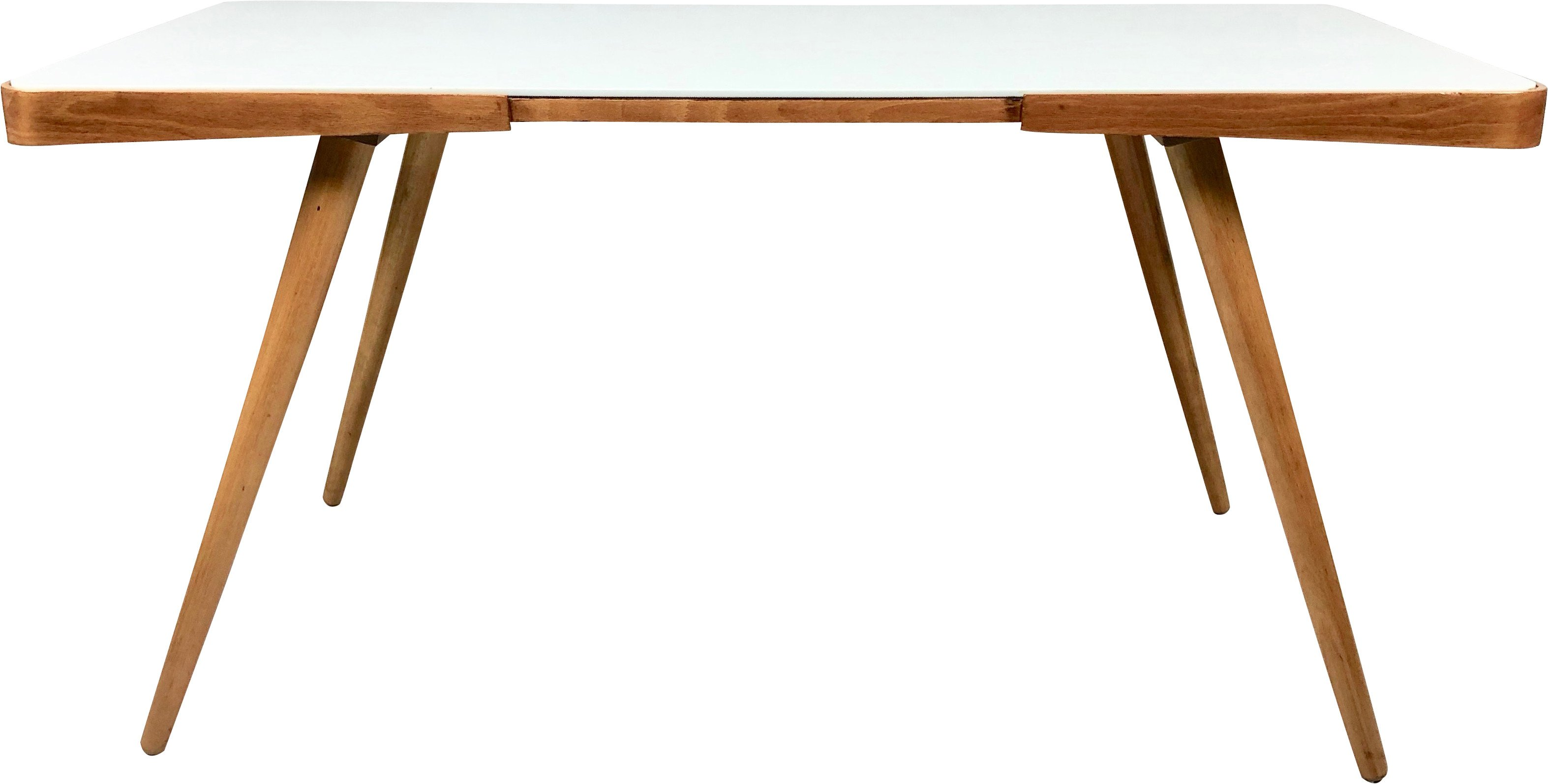 Coffee Table by J. Jiroutek for Týniště nad Orlicí, Czechoslovakia, 1960s