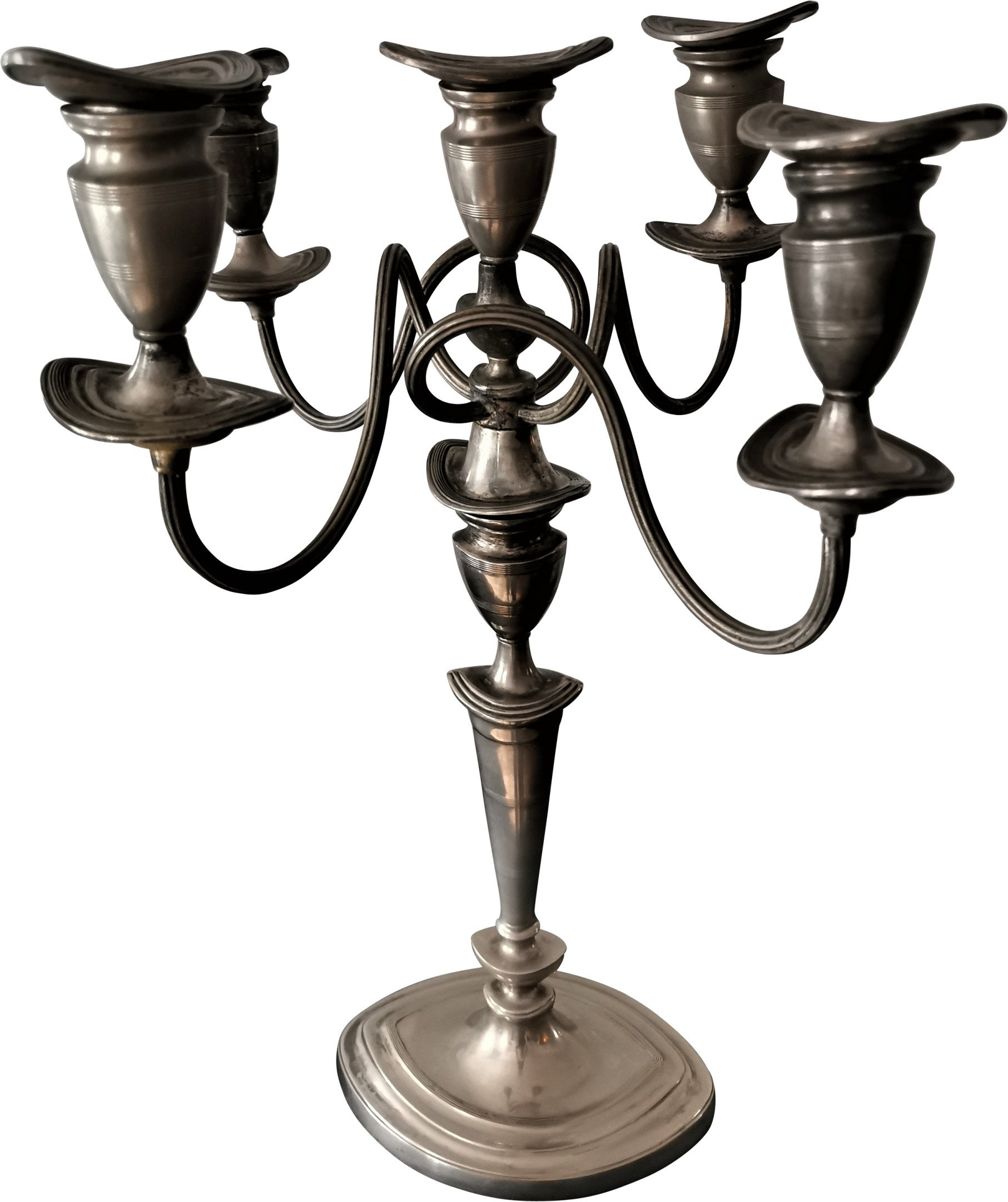 Candleholder, 19th C.