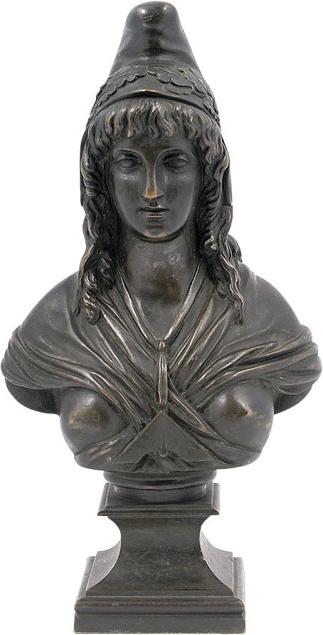 Bust of Marianne, 19th c.