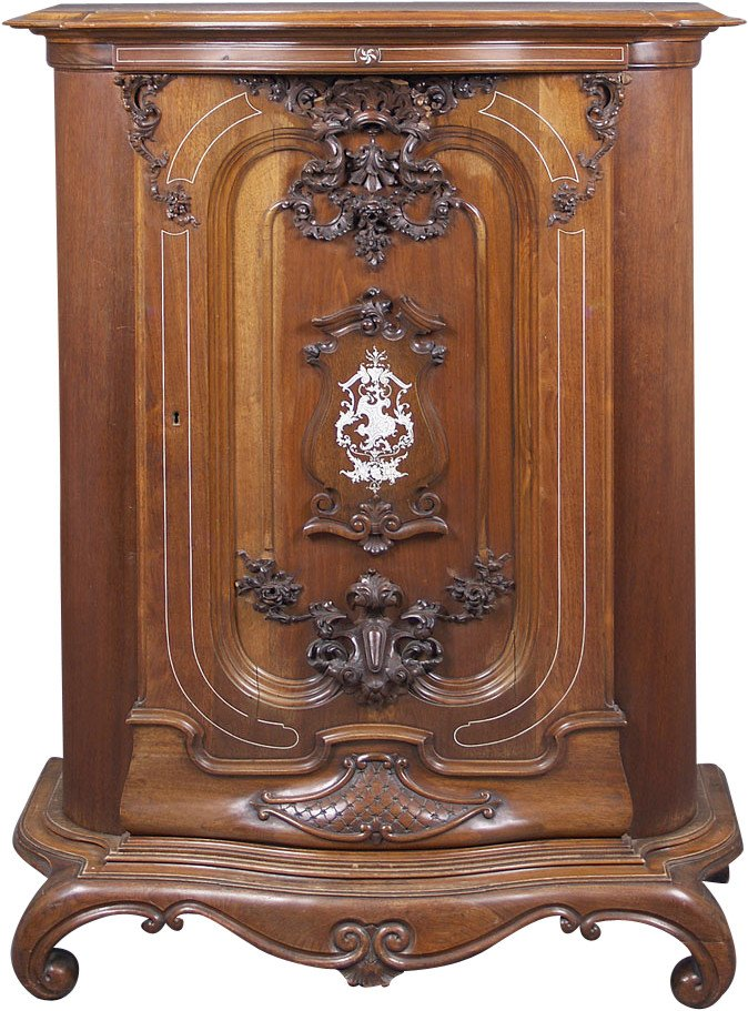 Cabinet, Austria-Hungary, 19th c.