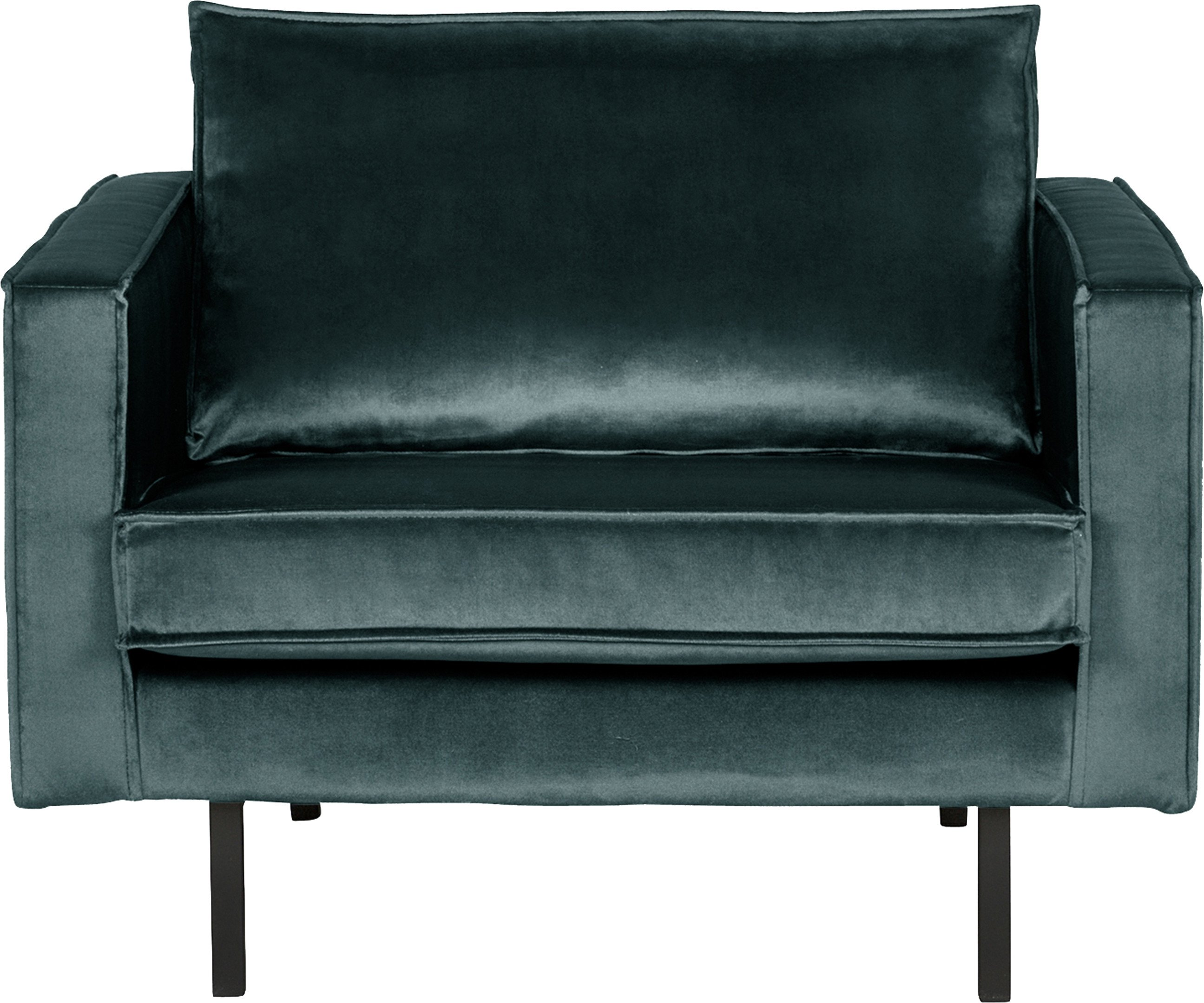 Rodeo Armchair Dark Turquoise, Be Pure