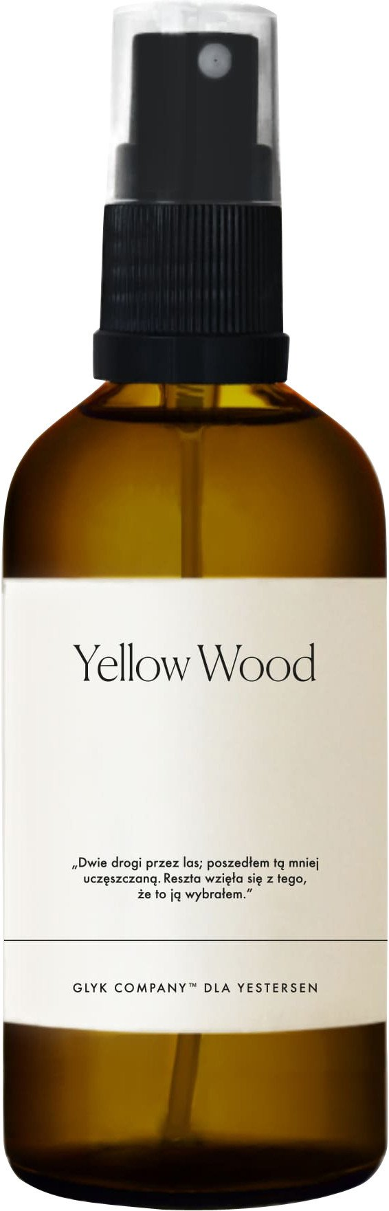 Linen Spray Yellow Wood, yestersen
