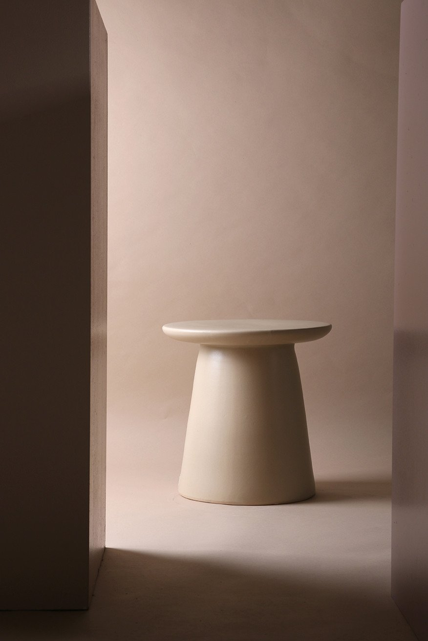 Earthenware Side Table, HKliving - 468899 - photo