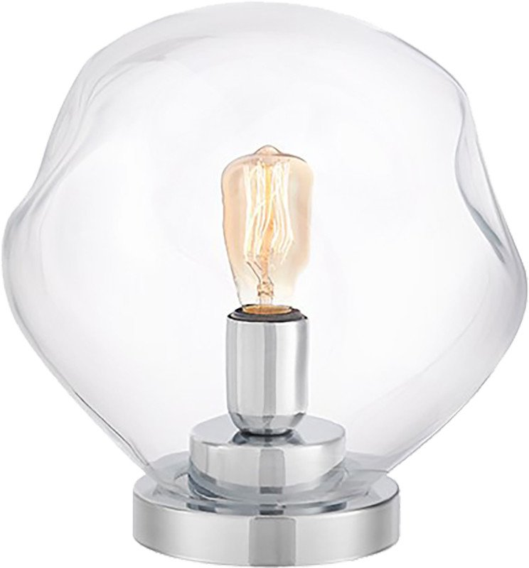 Avia Transparent Table Lamp, Kaspa