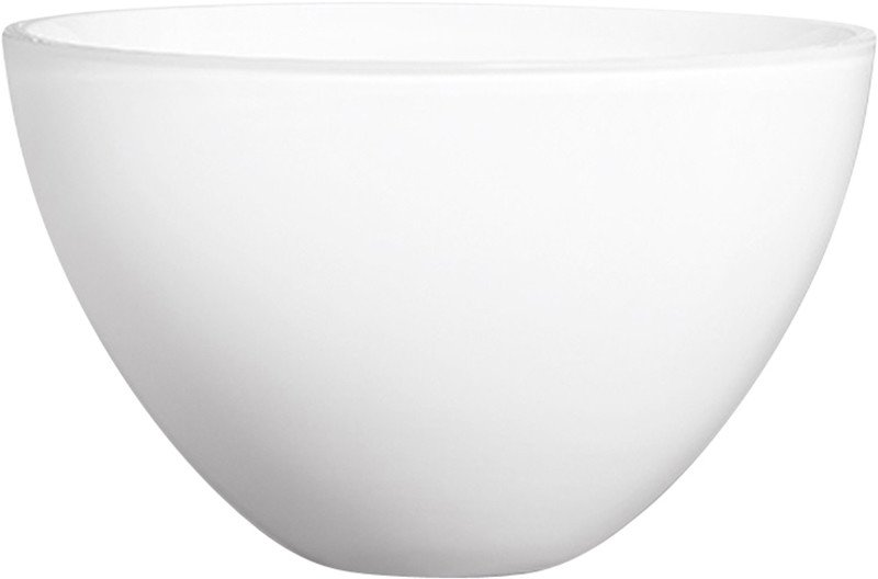 Cocoon Bowl 20 cm White by P. Svarrer for Holmegaard