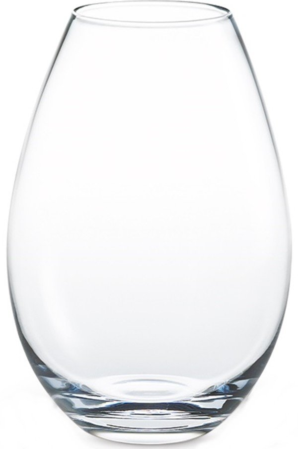 Cocoon Vase 45 cm by P. Svarrer for Holmegaard