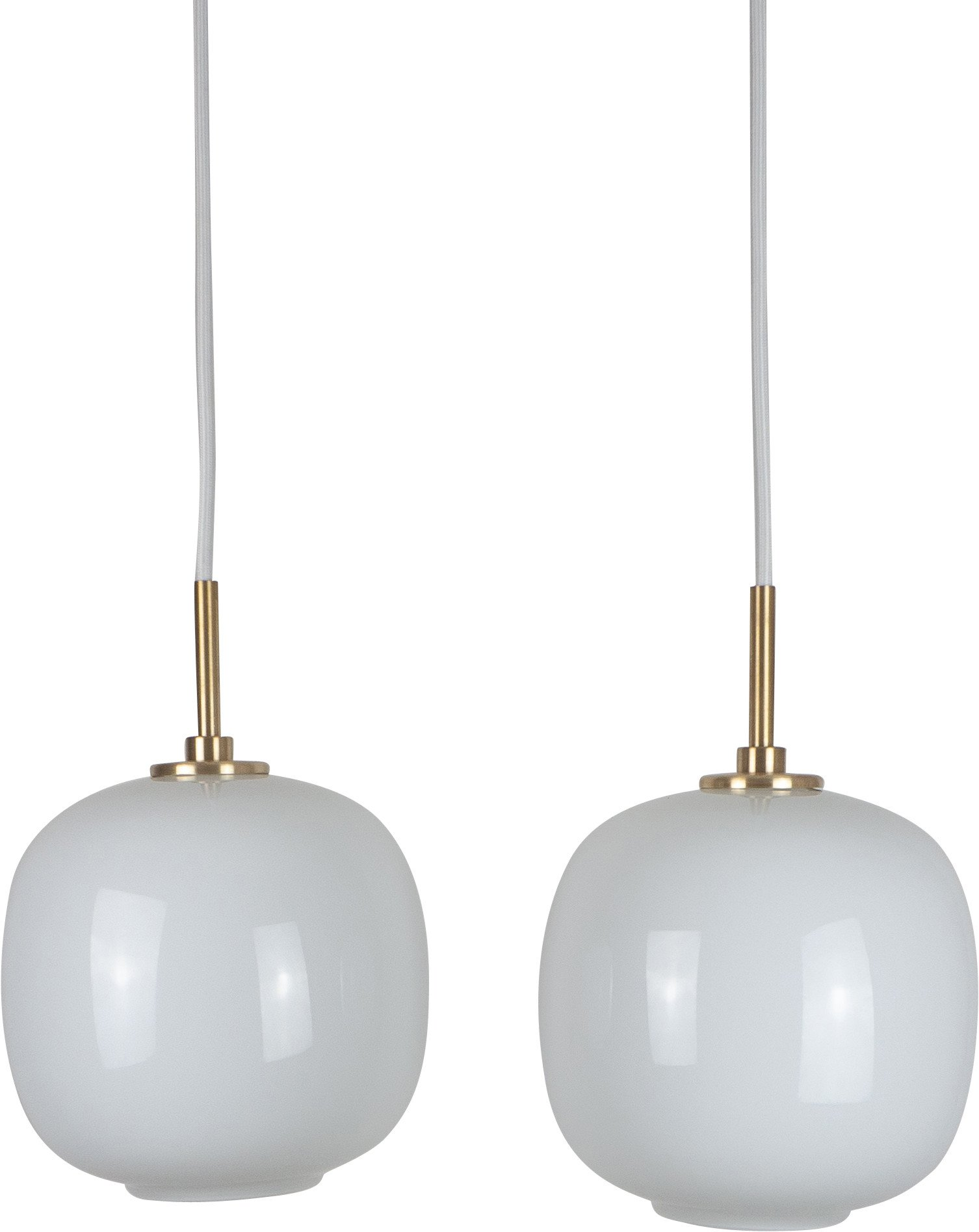 Pair of Pendant Lamps Radiohus VL45 by V. Lauritzen for Louis Poulsen, Denmark