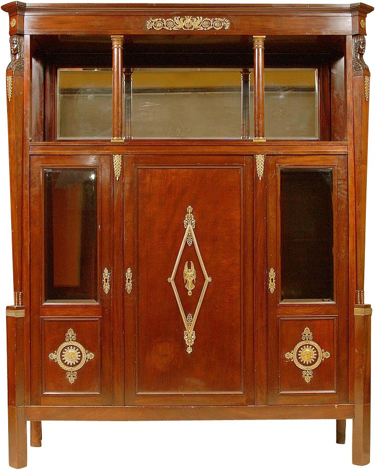 Highboard, 19th c.