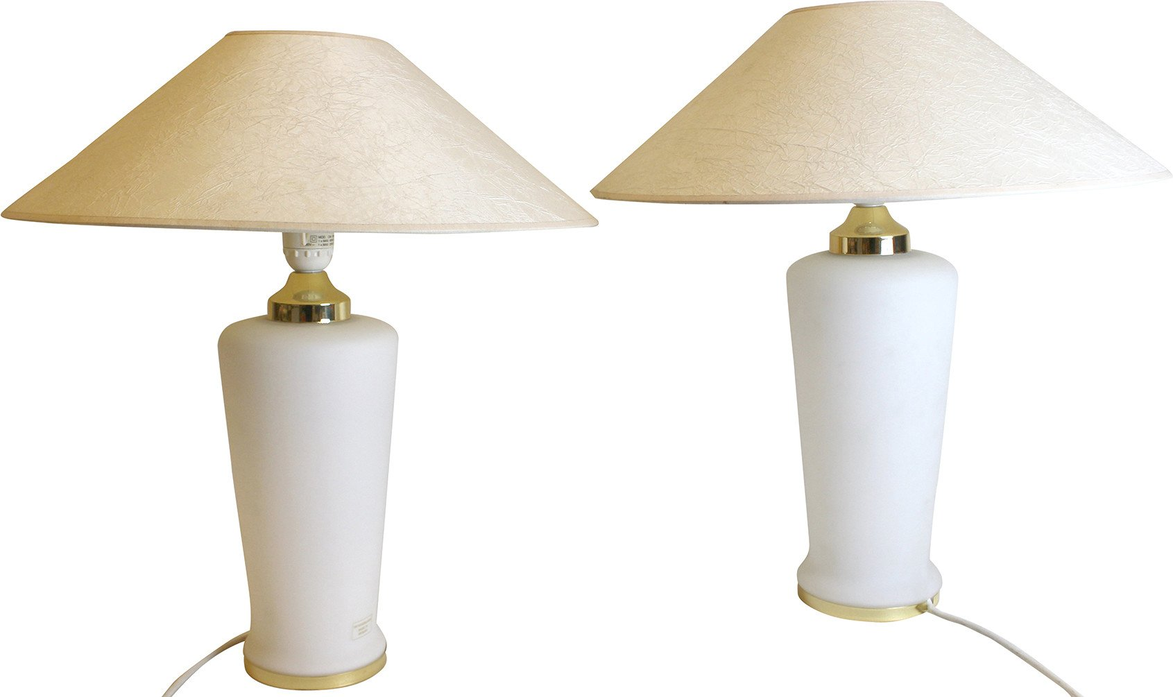 Pair of Table Lamps, Germany, 1990s