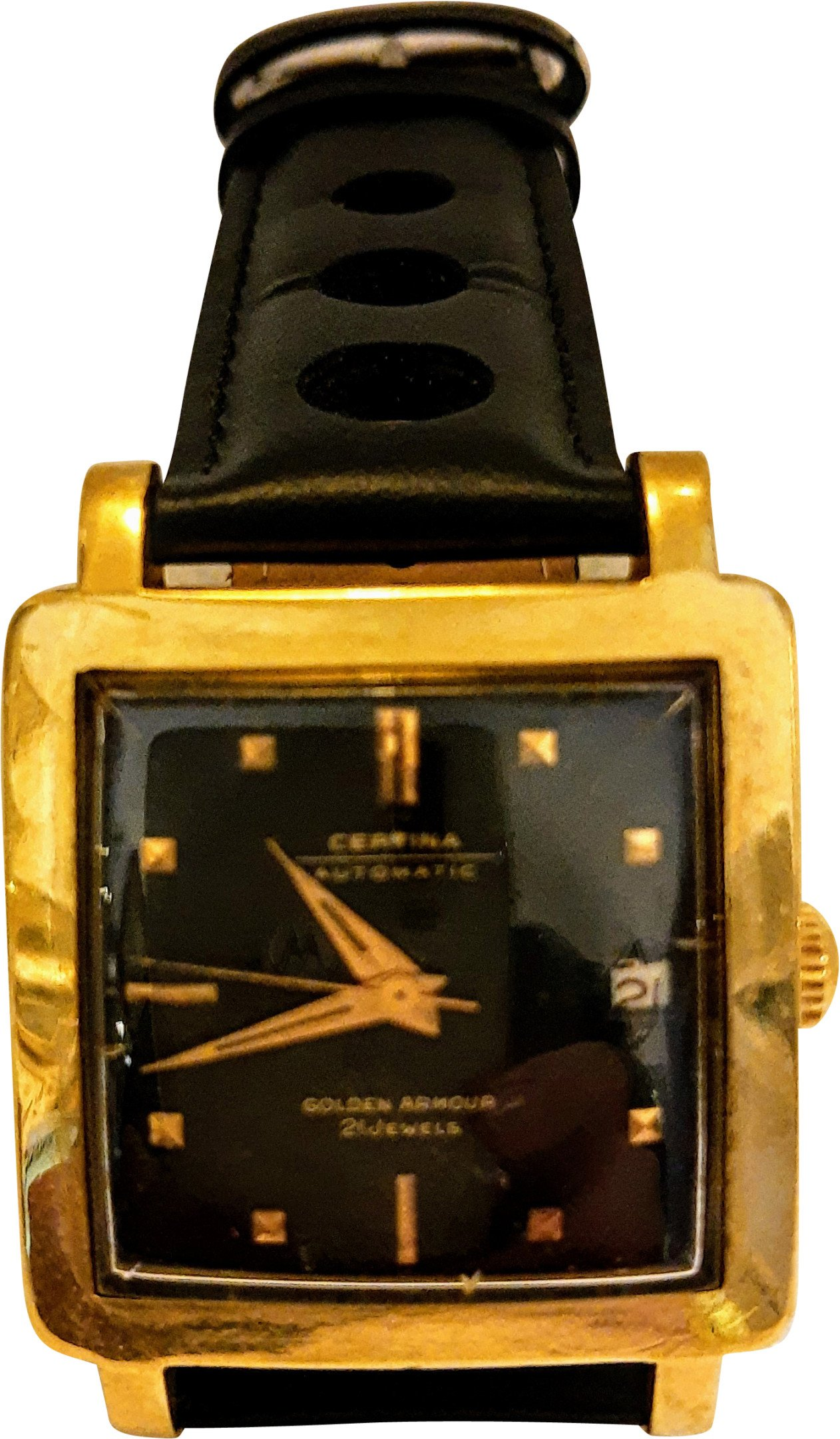 Watch, Certina, Switzerland, 1970s