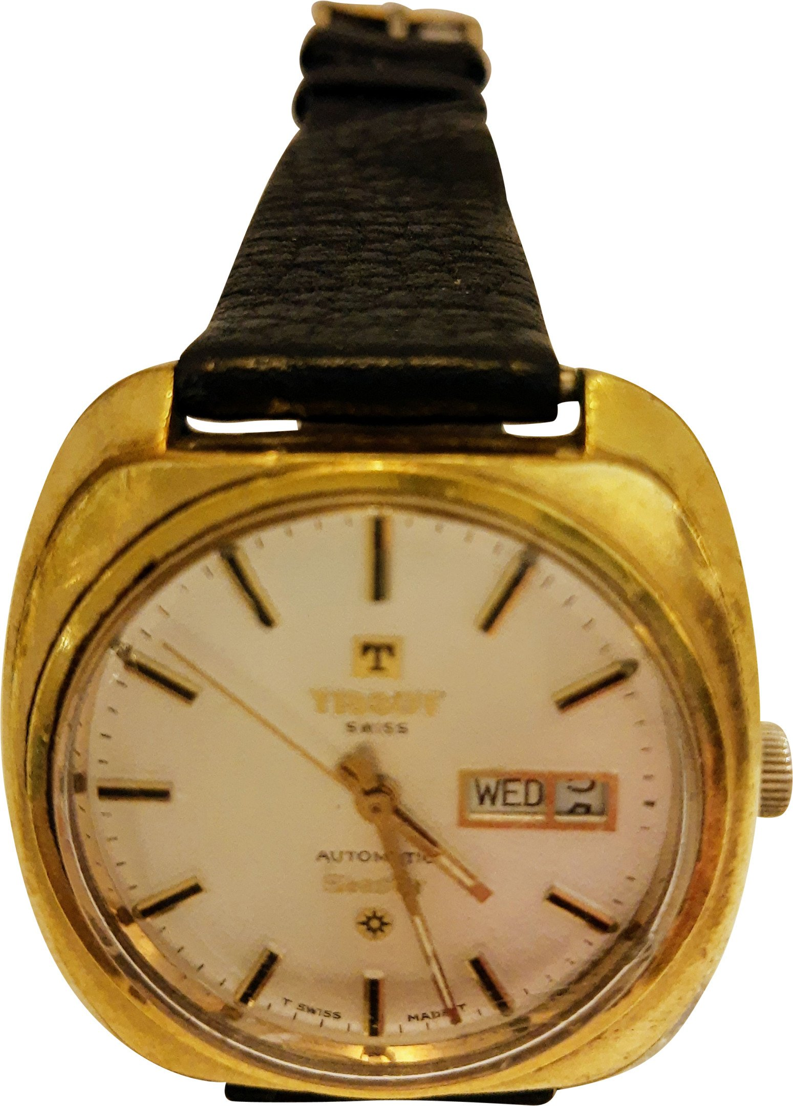 Watch, Tissot, Switzerland, 1960s
