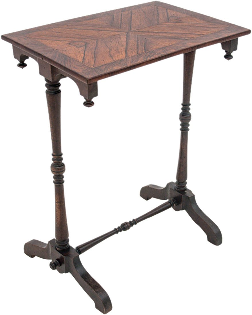 Side Table, Poland, early 20th C.