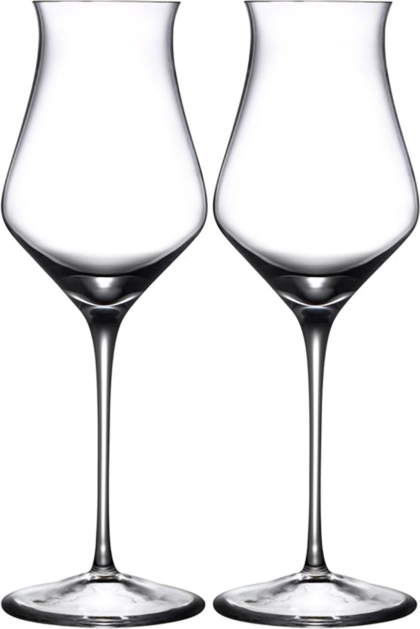 Pair of Islands Whisky Tasting Glasses M for Nude Glass