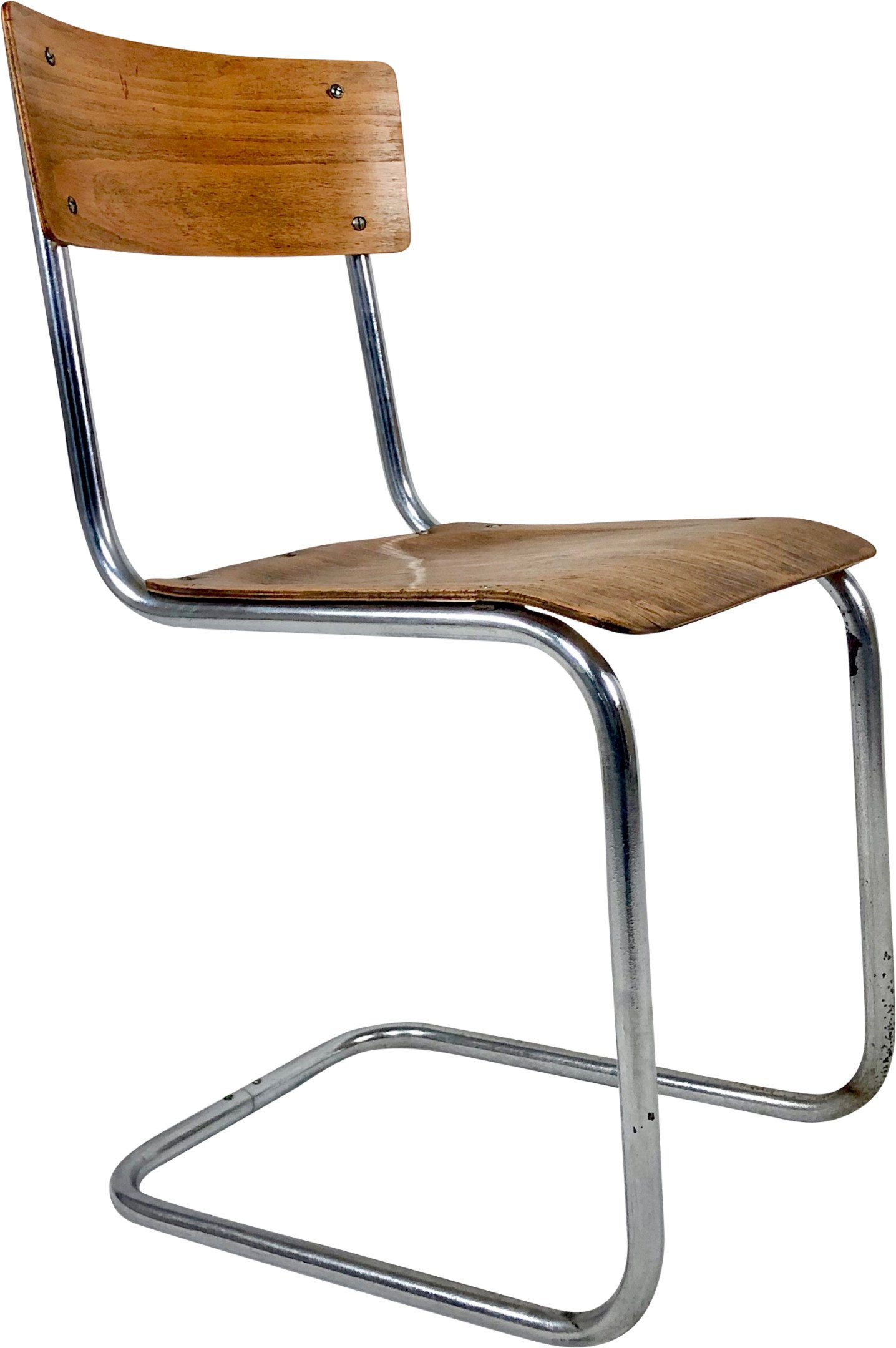 Chair by M. Stam for Thonet, Czechoslovakia, 1930s