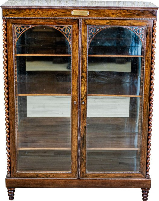Vitrine, United Kingdom, 19th C.