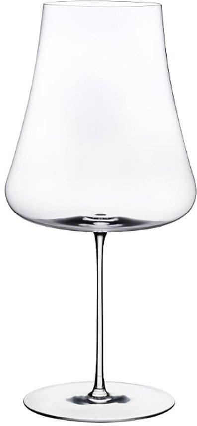 Stem Zero Volcano Red Wine Glass, Nude Glass