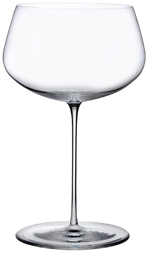 Stem Zero Full Bodied White Wine Glass, Nude Glass