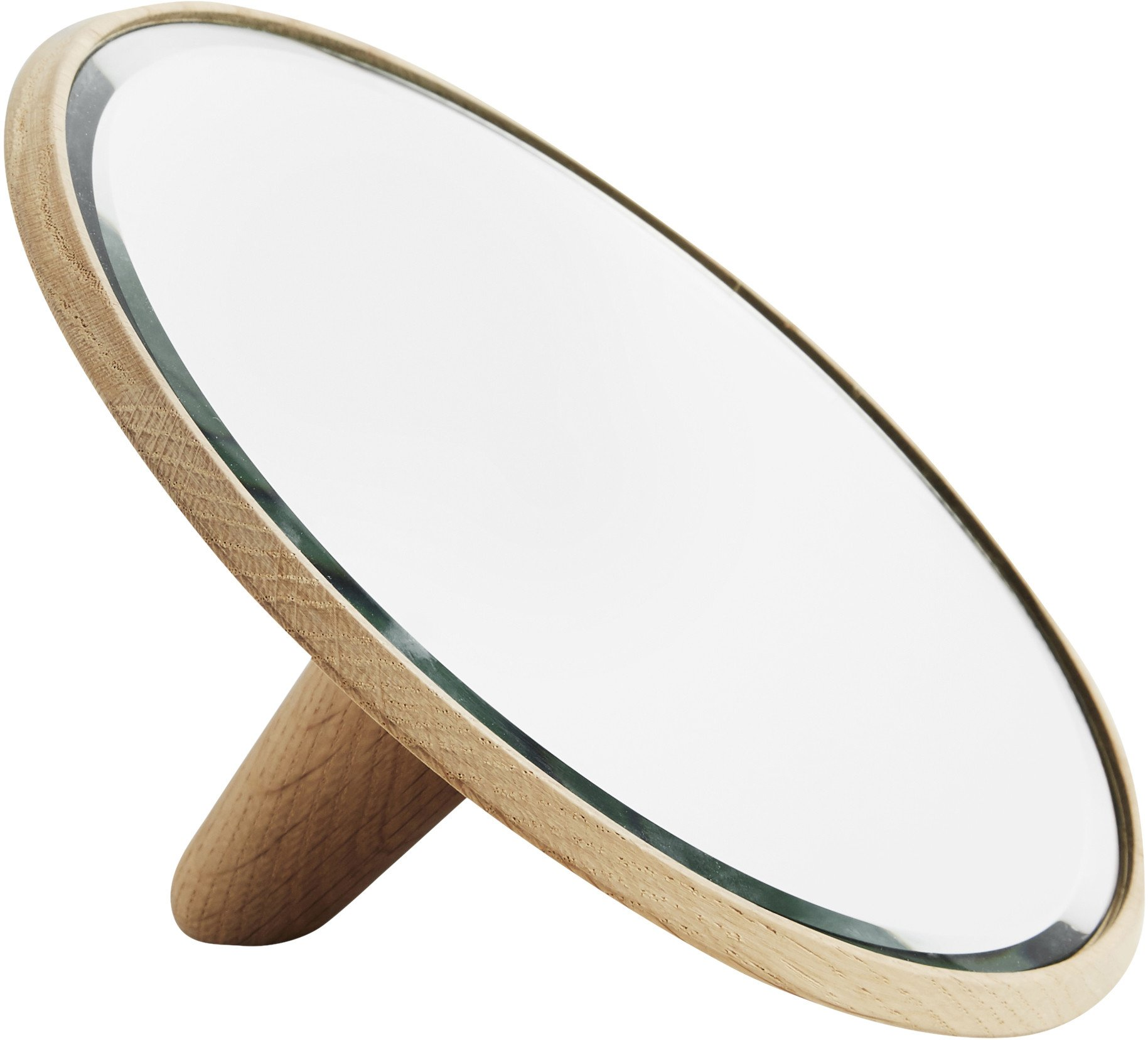 Brab Mirror by M. Zanolin for WOUD
