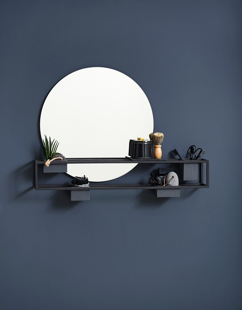 Box Mirror by L. Bilde for WOUD