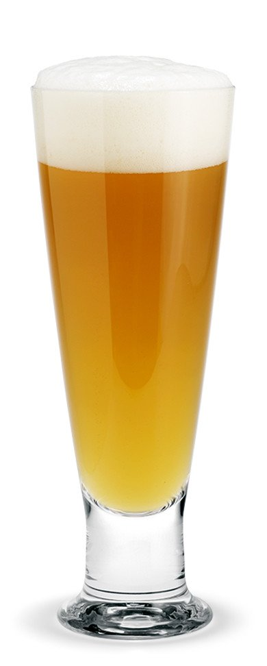 Humle Beer Glass 62cl by T. Jørgensen for Holmegaard