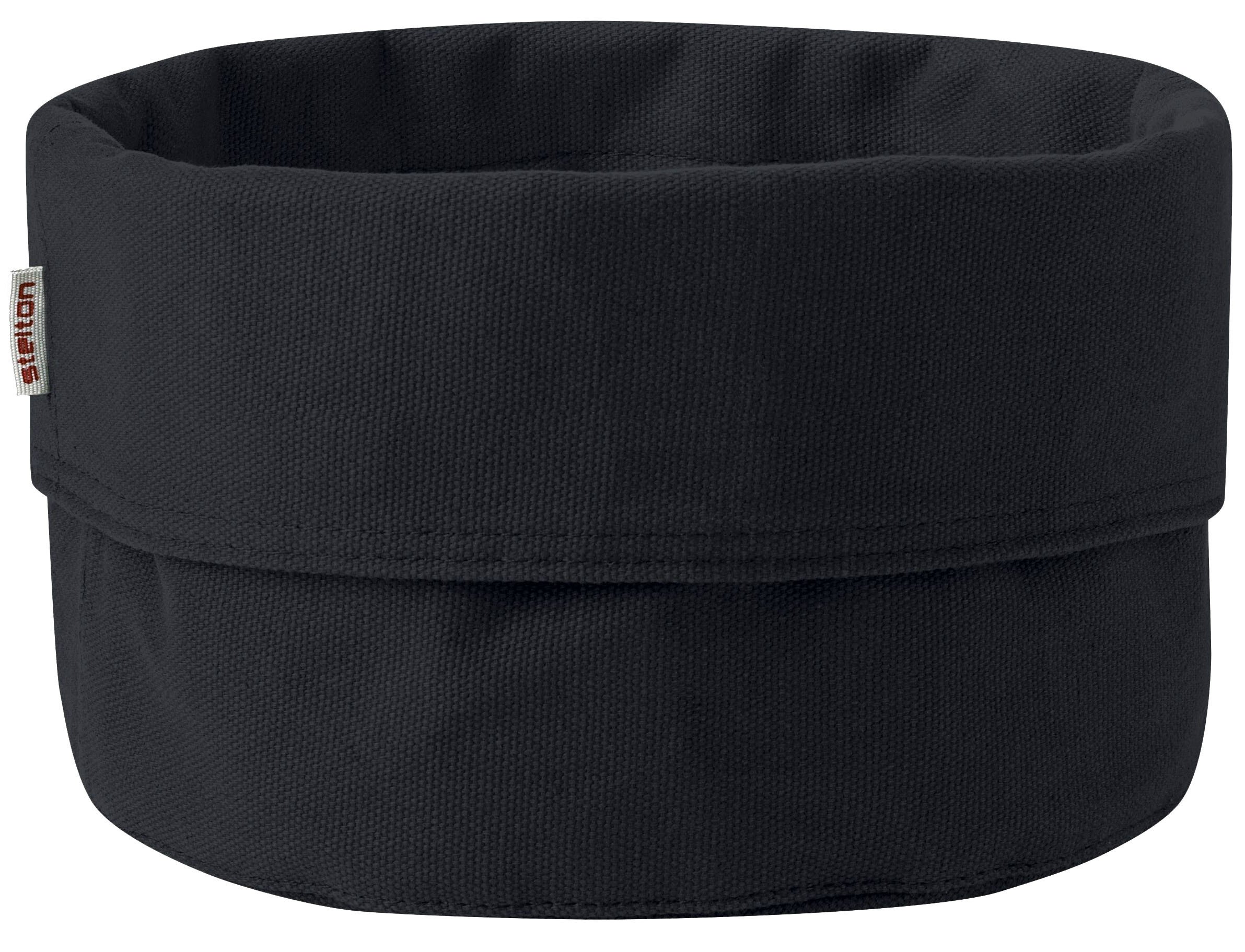 Bread Bag Black by K. Rath for Stelton