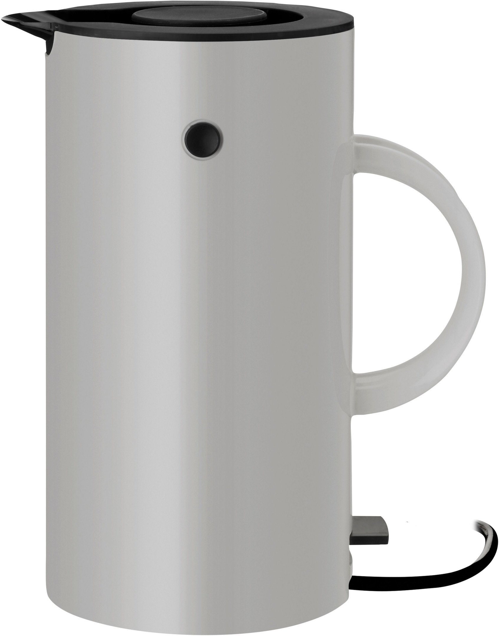 EM77 Electric kettle 1,5L Light Grey by E. Magnussen, Stelton