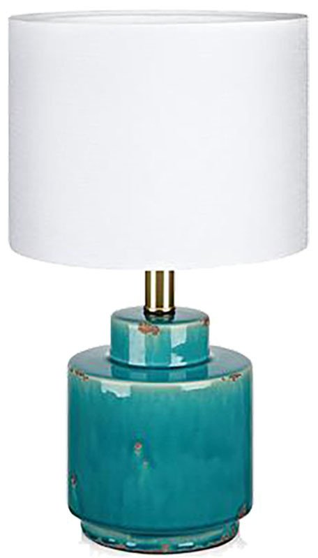 Cous Table Lamp in Turquoise, Markslöjd