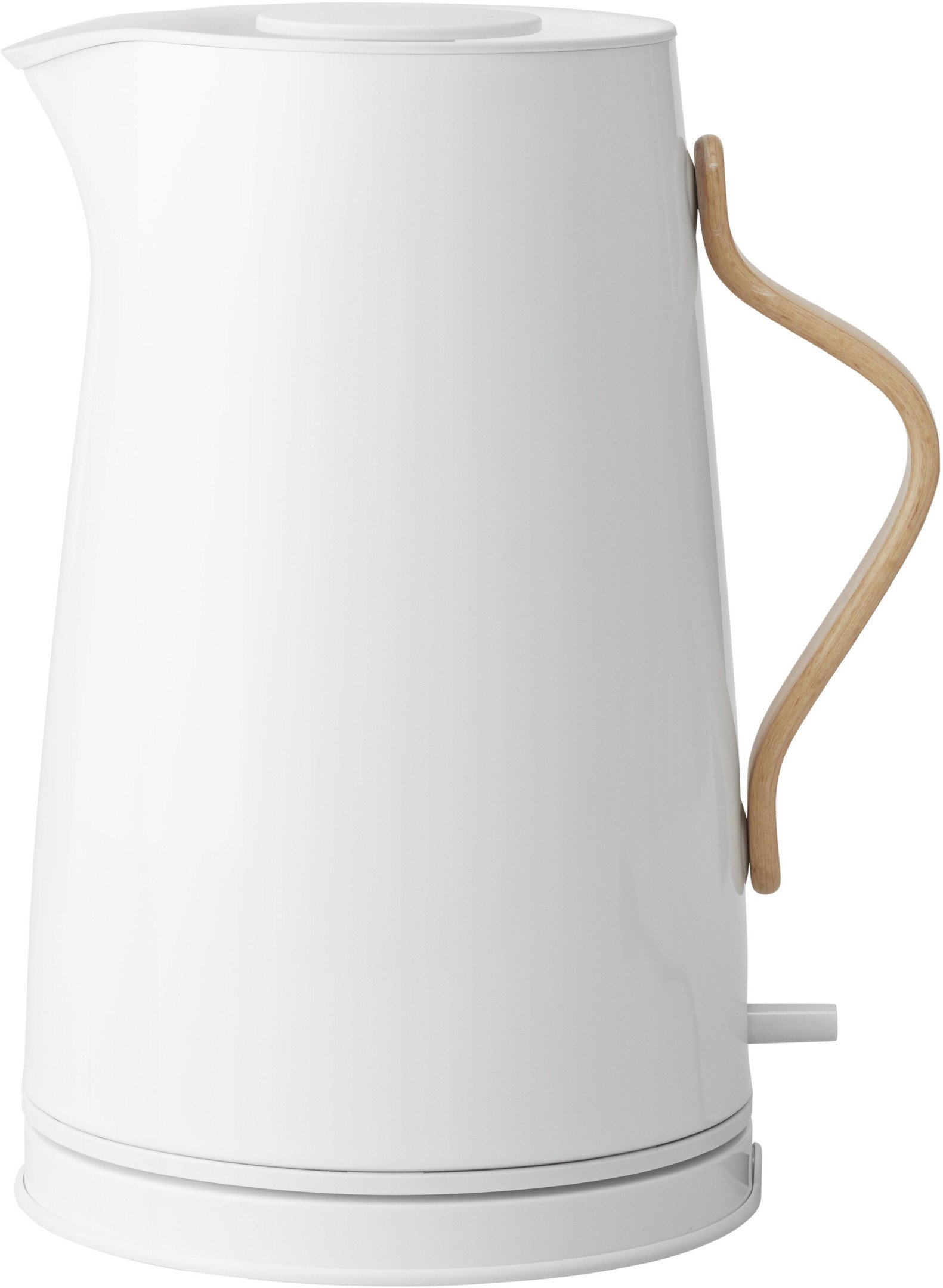 Electric Kettle Emma 1,2 L White by HolmbäckNordentoft for Stelton