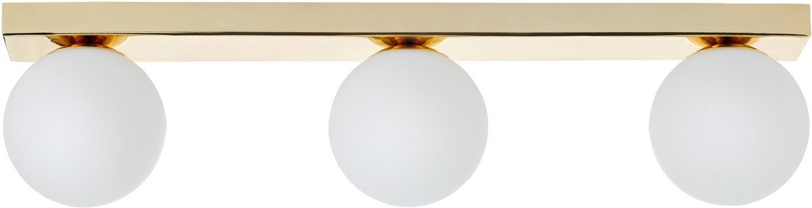 Mija Wall Lamp Golden, Kaspa