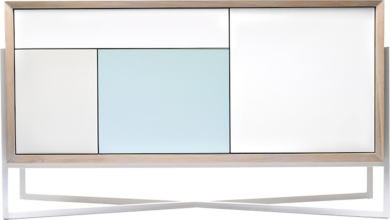 Como Sideboard Pastel Blue by M. Kobiela for Phormy