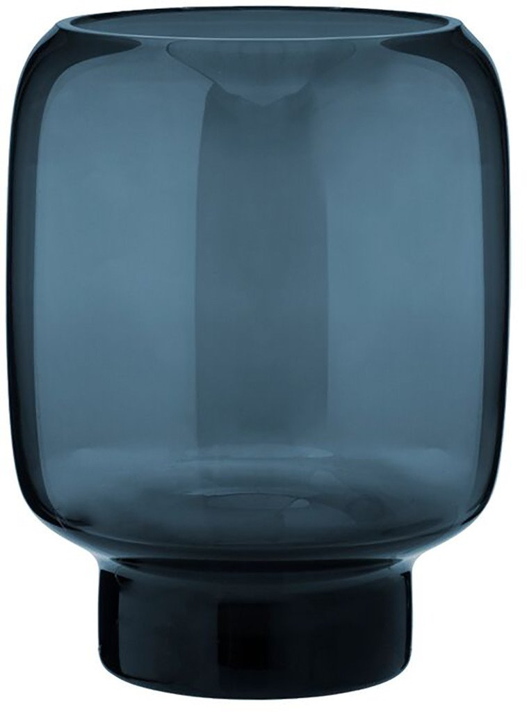 Vase Hoop Blue M by UNIT 10 for Stelton