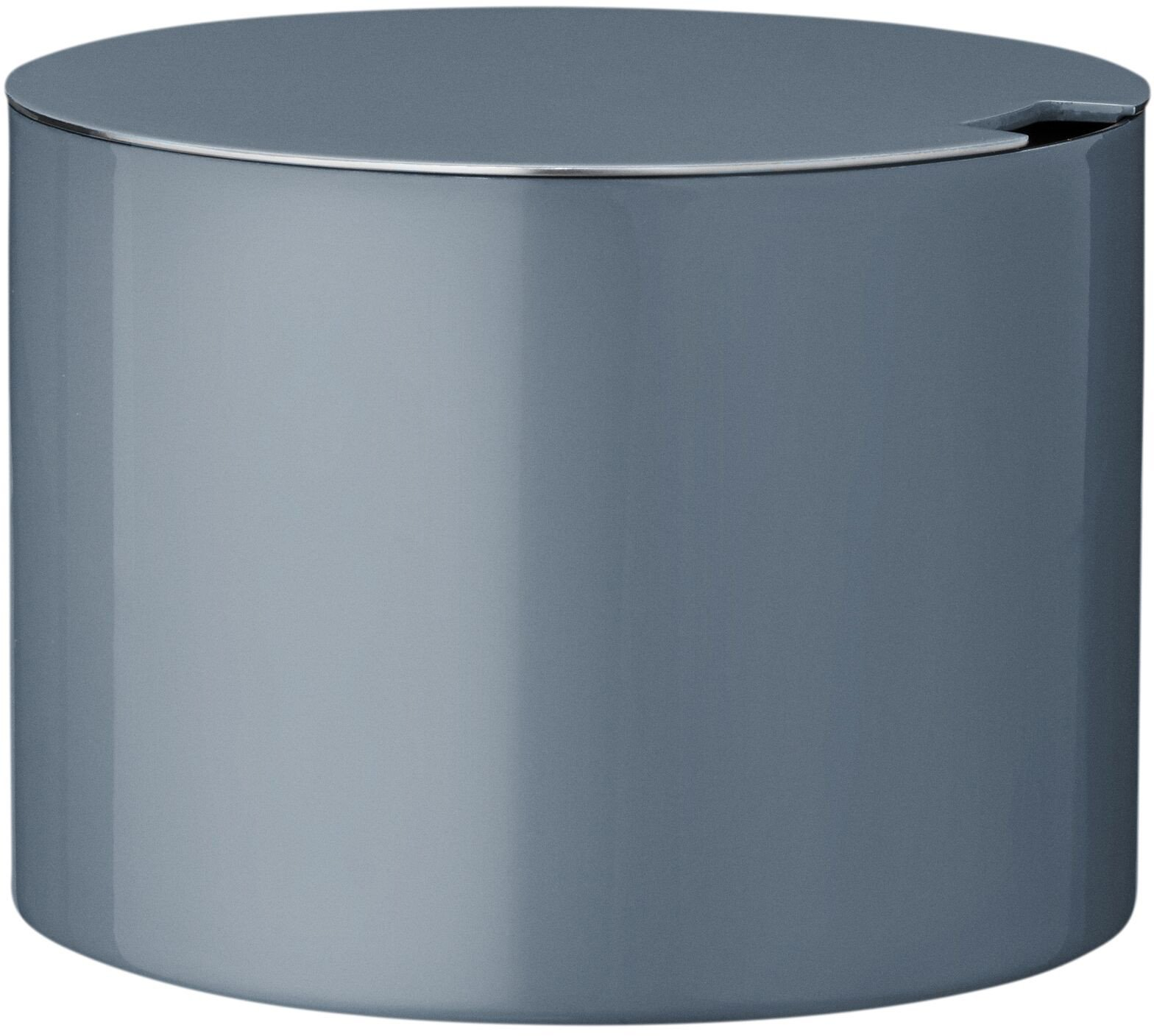 Cylinda-line 50th anniversary Sugar Bowl Ocean Blue by A. Jacobsen for Stelton
