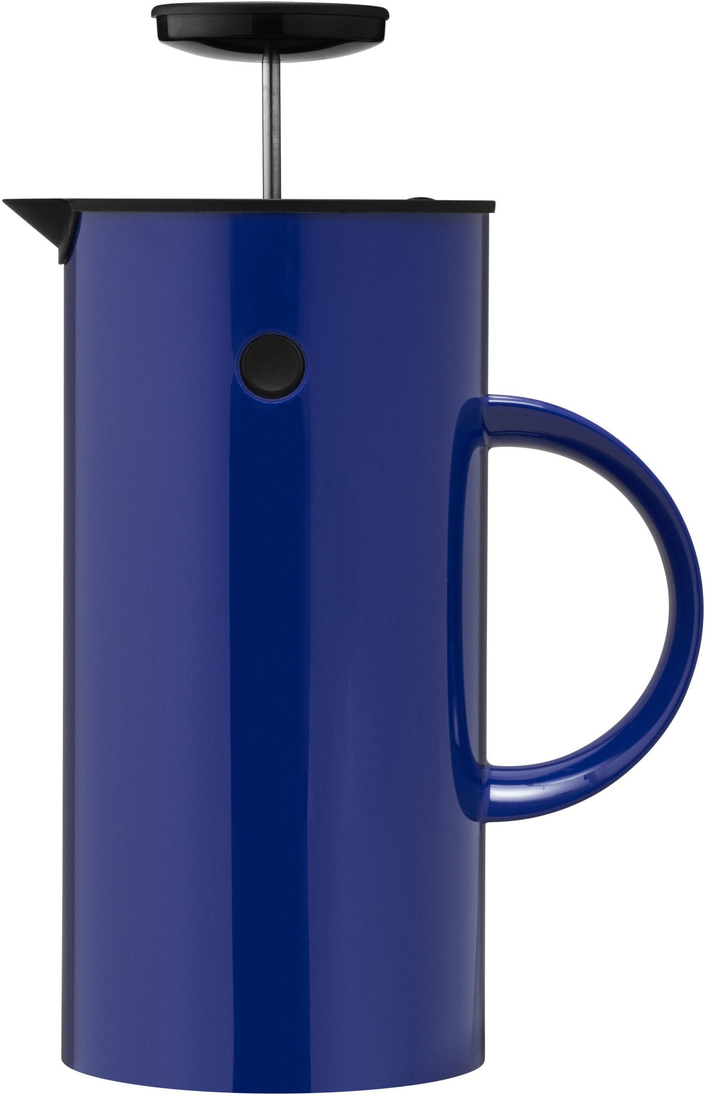 EM Press Tea Maker Ultramarine 1L by E. Magnussen, Stelton