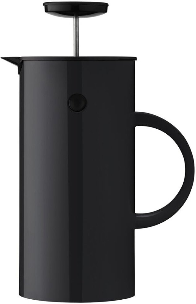 EM Press Coffee Maker Black 1L by E. Magnussen, Stelton