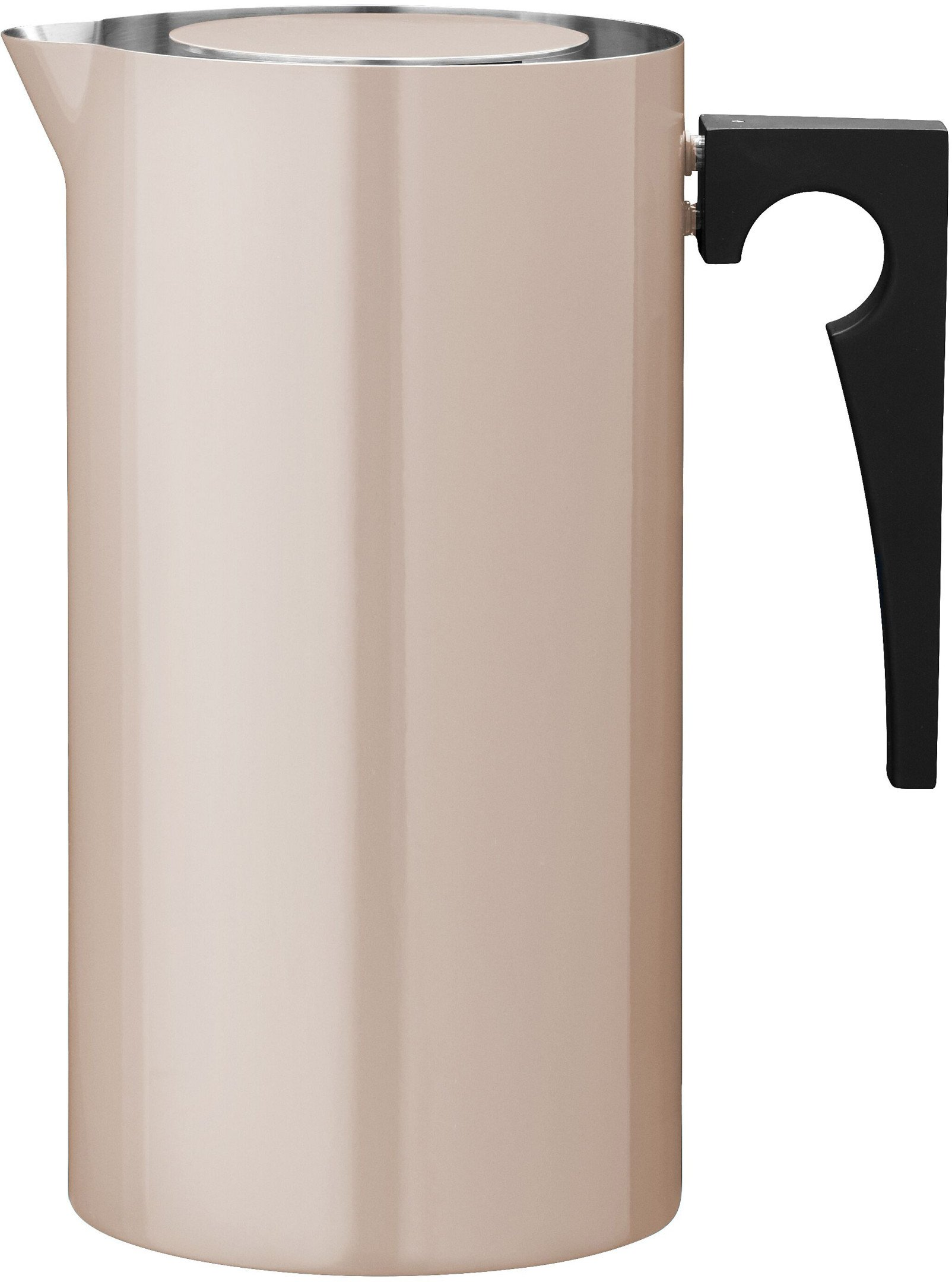 Cylinda-line 50th Anniversary French Press 1 L Powder by A. Jacobsen for Stelton