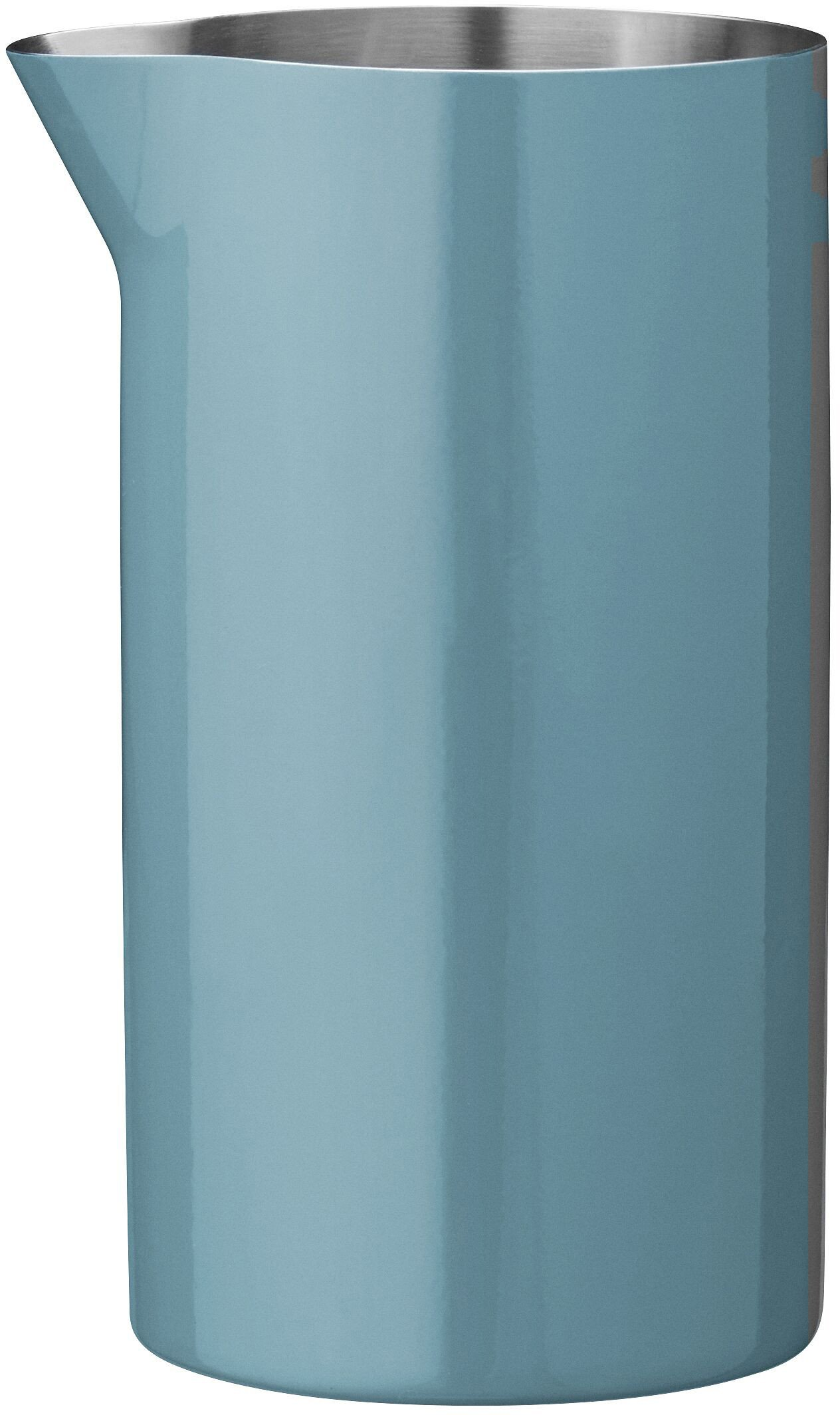 Cylinda-line 50th Anniversary Creamer Teal by A. Jacobsen for Stelton