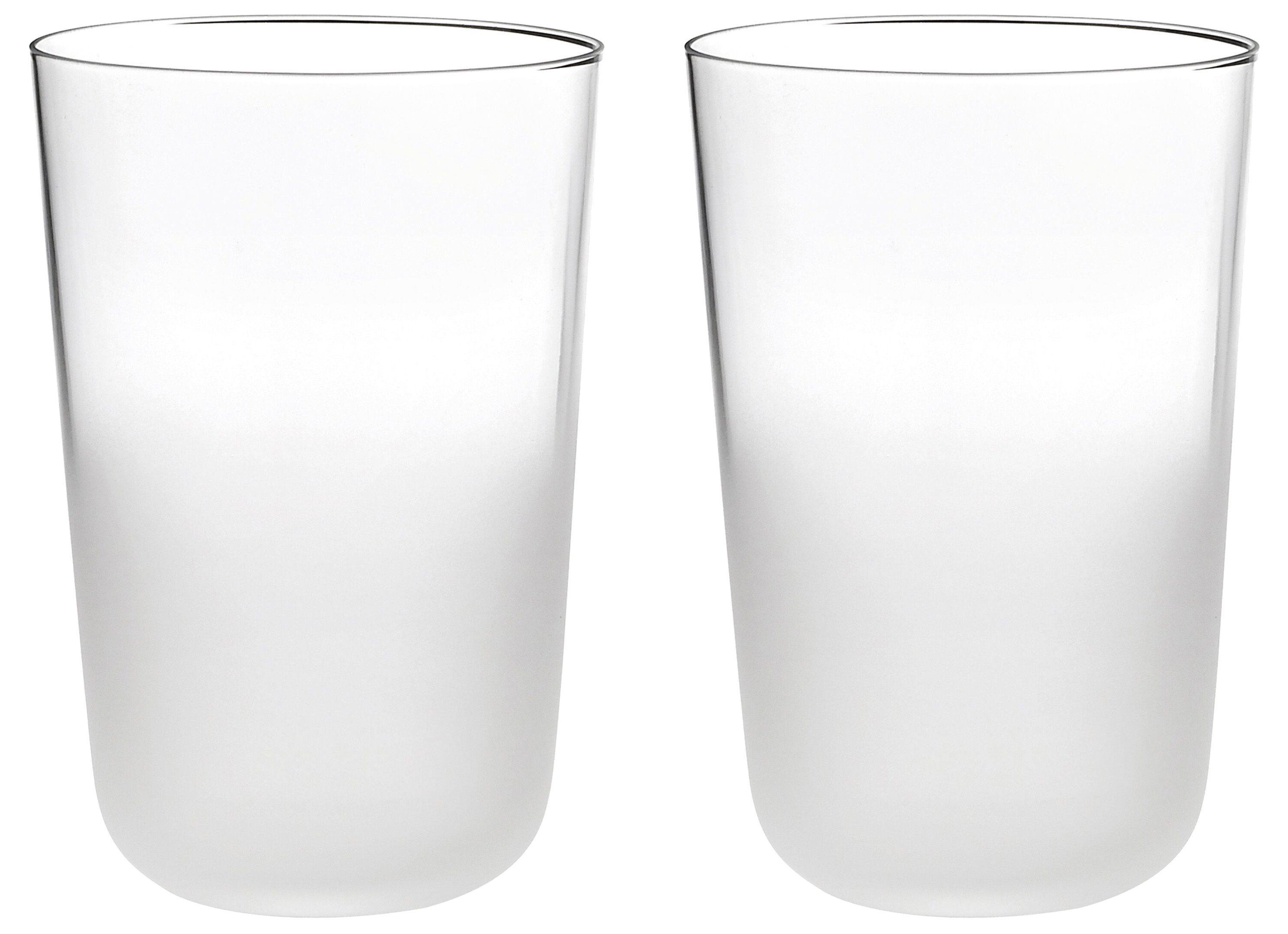 Pair of Frost Glasses no. 2, by Front for Stelton,