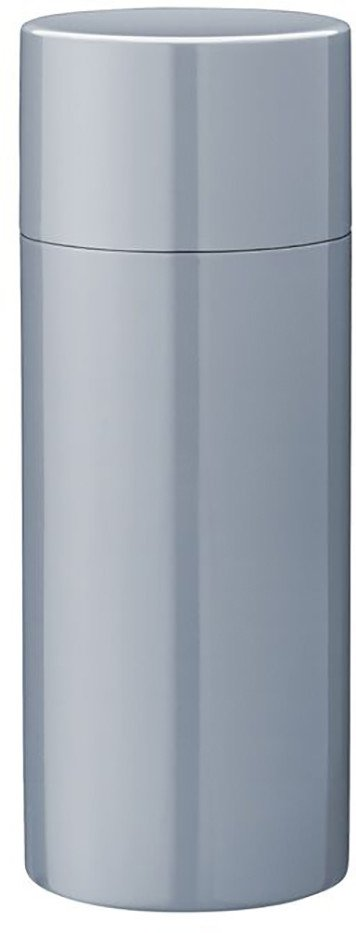 Cylinda-line 50th Anniversary Coctail Shaker Smokey Blue r by A. Jacobsen for Stelton