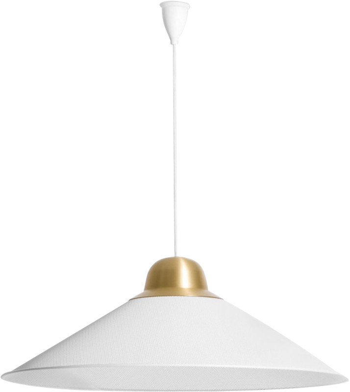 Aura Pendant Lamp White L by T. Kral for Petite Friture