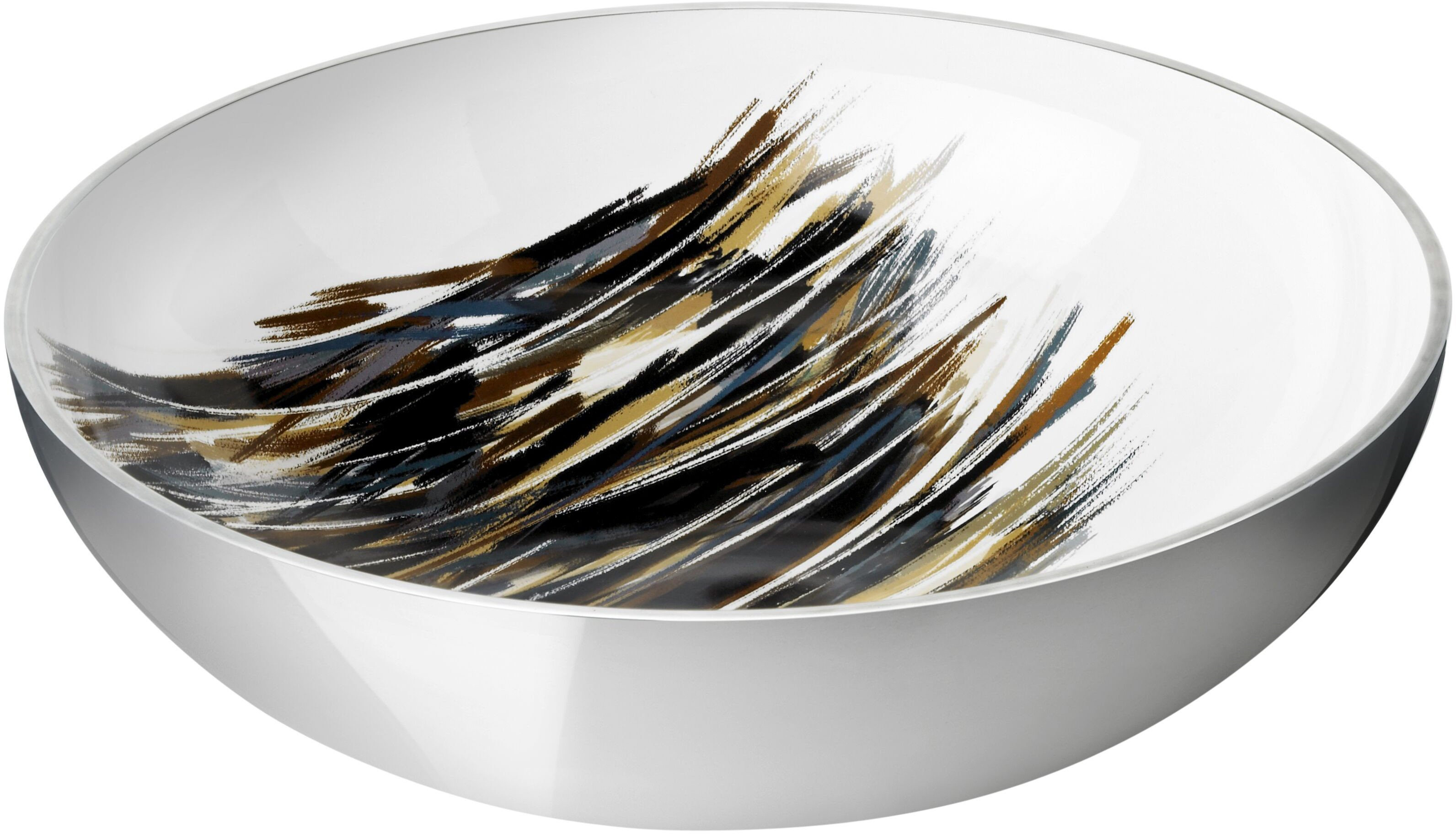 Stockholm Lignum Bowl M by Bernadotte & Kylberg for Stelton