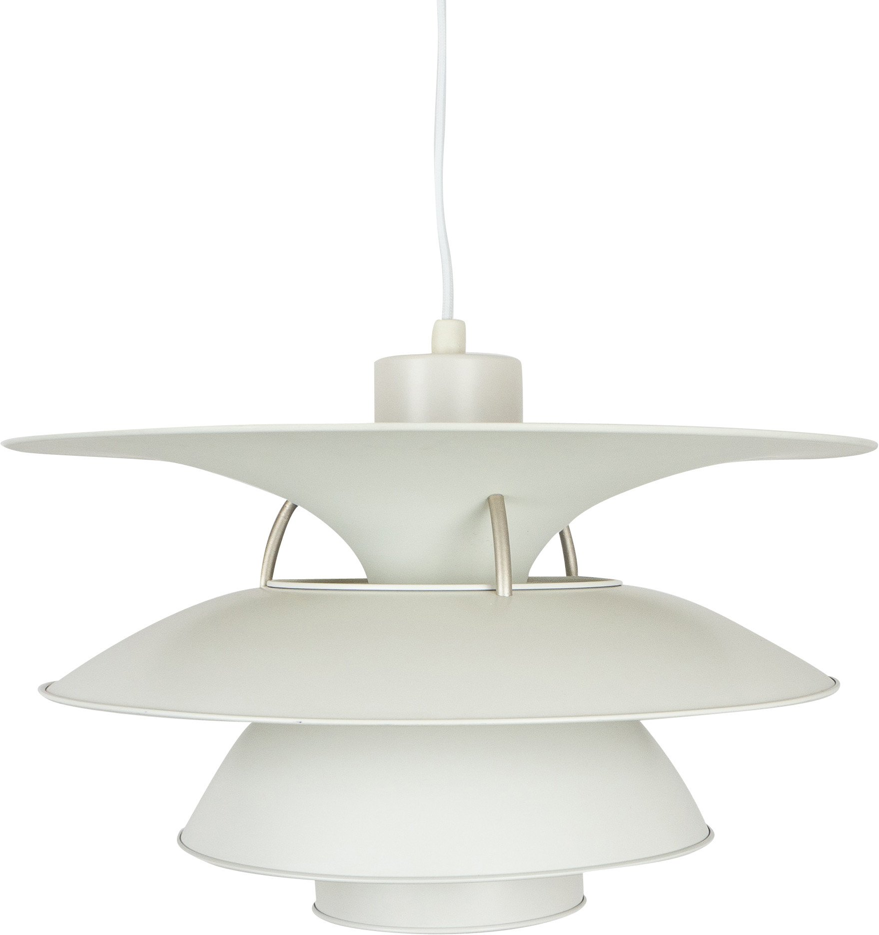 Pendant Lamp by P. Henningsen for Louis Poulsen, Denmark, 1930s