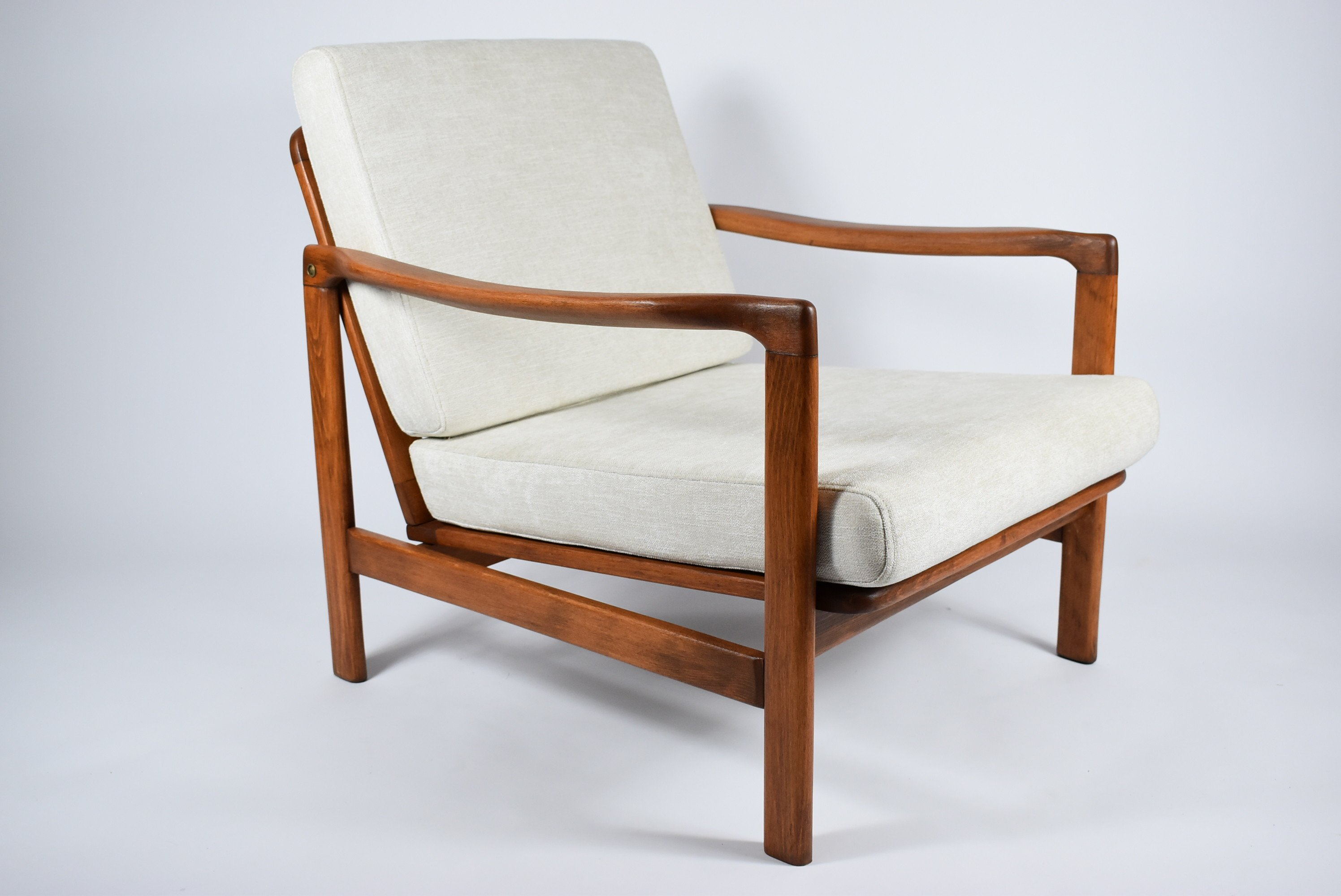 Armchair by Z. Bączyk for Swarzędzka Fabryka Mebli, Poland, 1960s - 473708 - photo
